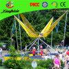 2014 Nuevo Diseño volar trampolín para la venta