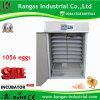 Le poulet 1056 Eggs l'incubateur automatique d'oeufs à vendre (KP-10)