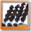 100% Bracelet en crochet de cheveux humain brésilien non transformé