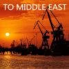 Carga del mar del envío, océano a Riyadh, la Arabia Saudita de China