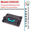 Cartuccia di toner per l'HP C8543X per l'HP LaserJet 9000/9040/9050