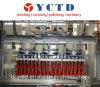 Caixa adesiva do derretimento quente do sumo de maçã que envolve em torno da máquina (YCTD-YCZX-30K)