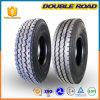 Doubles pneus de route, pneu radial lourd de camion, pneu de remorque de Tubless