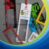 85X55mm Plastic Colorful Vergrößern-Glas für Business Gift