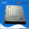 Dekking van het Mangat FRP van BMC de Rechthoekige 400X600mm Decoratieve