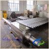 AISI4340 SAE4140 forjou o eixo especial usado para a turbina hidráulica