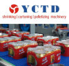 Automatische PE het Krimpen van de Huid van de Film Verpakkende Verpakkende Machine (YCTD)