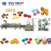 Automatische Harde het Deponeren van het Suikergoed Lijn voor het Gebruik van de Fabriek van het Suikergoed