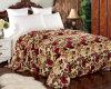 Blume Design Flannel Fleece Blanket für Home Textile