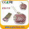 La penna del regalo di promozione guida il USB 8GB dell'a cristallo del diamante