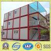 Het prefab Huis van de Verschepende Container voor Aanpassing