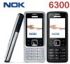Geopend voor 6300 Geopende GSM van de Telefoon van de Staaf van de Camera Klassieke Mobiele a+