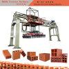 찰흙 벽돌 만들기 기계의 신기술 벽돌 겹쳐 쌓이는 기계