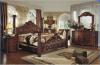 호화스러운 가구 침실 나무 상자 침대 디자인
