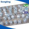 Chapeau d'isolant de porcelaine d'usine de Songling