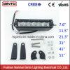 5W 크리 사람 자동 램프 4X4 LED 표시등 막대가 단 하나 줄 표시등 막대 41inch 반점에 의하여 LED 점화한다