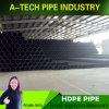 Fabrik-Zubehör PET-HDPE Plasitc Abflussrohr für Wasser-Entwässerung
