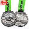 中国の製造業者の高品質のカスタム持ち上がるメダル
