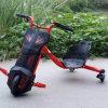 O passeio elétrico barato do triciclo 360 eletrificado vai Kart