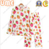 Impresso Pijamas bonito Feminina populares com Coral do velo
