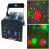 녹색 빨간 파랑 레이저 광 소리 단계 디스코 DJ를 위한 액티브한 LED 단계 빛