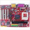 4 camadas da placa PCBA de Hal com máscara vermelha