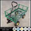 Carrello d'acciaio del carrello Tc1840s dello strumento di giardino della maglia