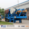 Planta de esmagamento portátil de condução chinesa