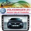 De Auto DVD van SiSpecial voor het Tapijt DC_006 van de Jacquard van het Fluweel Bora/Tiguan/Touran/Golf5/Golf6/Eos/Seat Leon van Volkswagen Passat B6/Magotan/Jetta/New (CT2D-SVW8) ngle