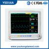 Moniteur patient de multiparamètre d'instrument médical de qualité