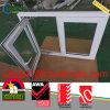 PVC 외부 두 배 창유리 방음 여닫이 창 Windows 및 문