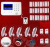 Аварийная система полной кнопочной панели зоны 99 радиотелеграфов домашняя с Анти--Разбойничеством Auto-Dialer (TY1109-G5H)