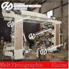 6 en color de alta velocidad Letterpress Printing Machine (CH886)