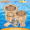 Sobm Oilless Bush y Spbl Bush de bronce con los enchufes de PTFE para la aplicación inferior del agua