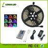 12V DC는 먼 관제사 및 전력 공급을%s 가진 5m 300LEDs SMD 5050 RGB LED 지구 빛 장비를 방수 처리한다