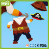 Le pirate costume des vêtements de jeu de rôle d'animal familier