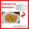 Ácido hialurônico em pó Hialuronato de sódio Ha Pó Alimento Grade Ha Row Materiais para produtos de cuidados de saúde