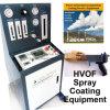 Arbeitskarte-Beschichtung Hvof Spray-Geräten-geothermische Pflanzenbauteil-Beschichtung-Maschinen-/Service-Antreiber-Läufer-Pumpenventil-Turbine-Membranstromerzeugung-Station
