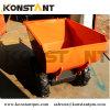 Carrinho de mão de roda do trator de três rodas mini para o transporte da exploração agrícola