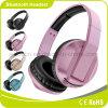 Ruído de alta fidelidade Foldable de Rosa que cancela o auscultadores de Bluetooth da música