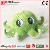 Brinquedo enchido do polvo do luxuoso dos animais aquáticos para miúdos do bebê