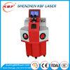 CNC de Machine van het Lassen van de Laser voor Goud/Zilver