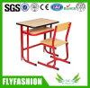 Mesa do estudante da mobília de madeira a única ajustou-se para a escola (SF-65S)