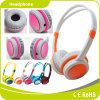 Material ABS suave Conforto Kids fone de ouvido com fio