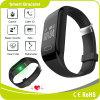 Wristband Burning di Bluetooth del pedometro di caloria del video di sonno di frequenza cardiaca del tasto di tocco
