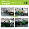 Bajo costo LDPE HDPE Máquina de reciclaje de película de plástico