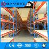 Cremalheira industrial resistente personalizada da pálete do armazenamento do metal