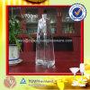 Frasco de vidro Shaped 700ml do triângulo vazio extravagante para a vodca