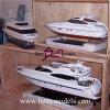 Выполненный на заказ создатель модели яхты масштабной модели шлюпки (BM-0616)