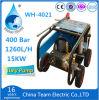 400bar de Machine van de Was van de Pool van de wasmachine met Batterij